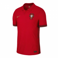 2020 Portugal Home Red Jerseys Shirt