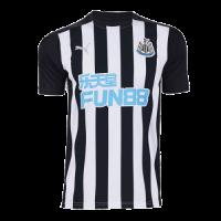 20/21 Newcastle United Home Black&White Soccer Jerseys Shirt