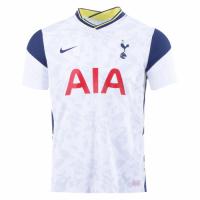 20/21 Tottenham Hotspur Home White Soccer Jerseys Shirt(Player Version)