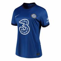 20/21 Chelsea Home Blue Women's Jerseys Shirt