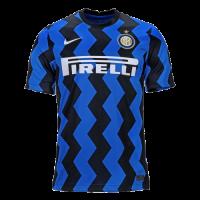 20/21 Inter Milan Home Navy&Black Soccer Jerseys Shirt(Player Version)