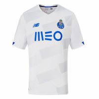 20/21 Porto Third Away Light Gray Soccer Jerseys Shirt