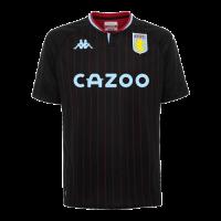 20/21 Aston Villa Away Black Soccer Jerseys Shirt