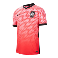 2020 South Korea Home Pink Soccer Jerseys Shirt