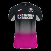 20/21 CDSC Cruz Azul Specical Edition Day of The Dead Black&Purple Jerseys Shirt