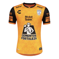 20/21 CF Pachuca Specical Edition Day of The Dead Yellow Jerseys Shirt