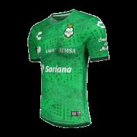 20/21 Santos Laguna Specical Edition Day of The Dead Green Jerseys Shirt