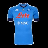 20/21 Napoli Home Blue Soccer Jerseys Shirt