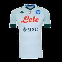 20/21 Napoli Away White Soccer Jerseys Shirt