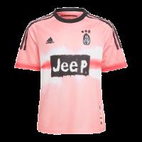Juventus Human Race Pink Soccer Jerseys Shirt