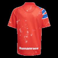 Bayern Munich Human Race Red Soccer Jerseys Shirt