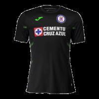 20/21 CDSC Cruz Azul Goalkeeper Black Jerseys Shirt