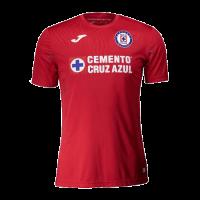 20/21 CDSC Cruz Azul Goalkeeper Red Jerseys Shirt