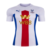 20/21 Crystal Palace Away White Soccer Jerseys Shirt