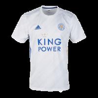 20/21 Leicester City Away White Soccer Jerseys Shirt