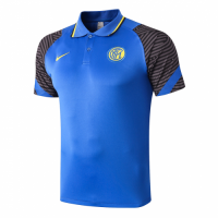 20/21 Inter Milan Blue Grand Slam Polo T-Shirt
