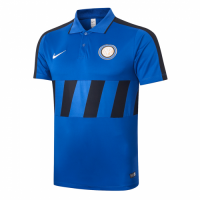 20/21 Inter Milan Blue&Black Grand Slam Polo T-Shirt