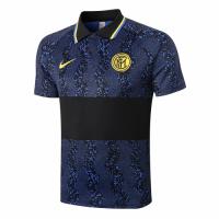 20/21 Inter Milan Navy&Black Grand Slam Polo T-Shirt