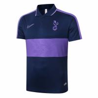 20/21 Tottenham Hotspur Grand Slam Polo Shirt-Navy&Purple