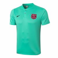 20/21 Barcelona Grand Slam Polo Shirt-Light Green