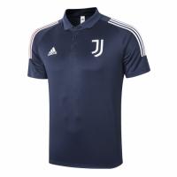 20/21 Juventus Core Polo Shirt-Navy