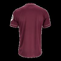 20/21 Leeds United Third Away Dark Red Jerseys Shirt
