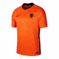 2020 Netherlands Home Orange Soccer Jerseys Shirt
