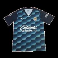 20/21 Chivas Guadalajara Goalkeeper Black Jerseys Shirt