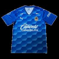 20/21 Chivas Guadalajara Goalkeeper Blue Jerseys Shirt