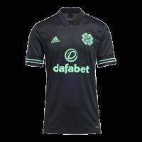 20/21 Celtic Third Away Black Soccer Jerseys Shirt