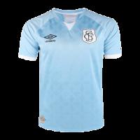 20/21 Santos Third Away Light Blue Soccer Jerseys Shirt