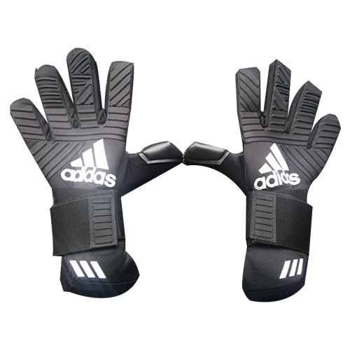 AD Black ACE Goalkeeper Gloves