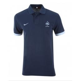 France Grand Slam Navy Polo T-Shirt