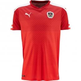 2016 Austria Home Soccer Jersey Shirt