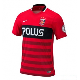 16-17 Urawa Red Diamond Home Red Jersey Shirt
