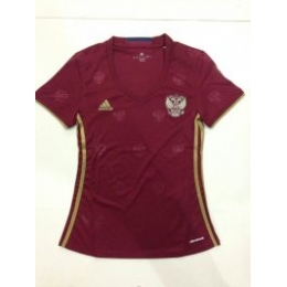 2016 Russia Home Women's Jersey Shirt