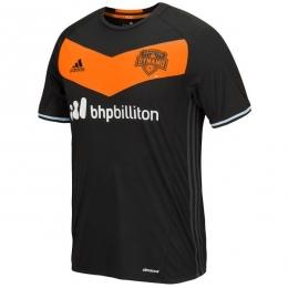 16-17 Houston Dynamo Away Black Jersey Shirt