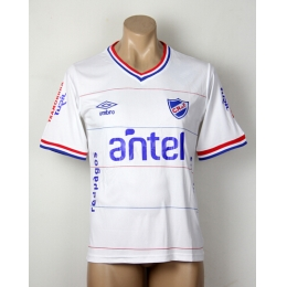 16-17 Club Nacional de Football Home Jersey Shirt