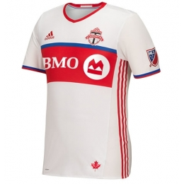 16-17 Toronto FC Away White Jersey Shirt