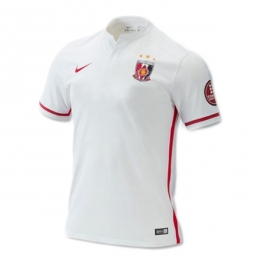 16-17 Urawa Red Diamond Away White Jersey Shirt