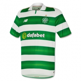 16-17 Celtic Home Soccer Jersey Shirt