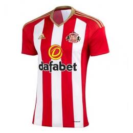 16-17 Sunderland AFC Home Soccer Jersey Shirt