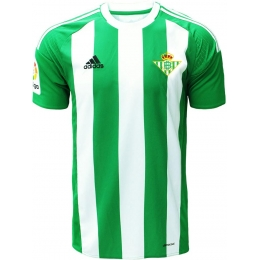 16-17 Real Betis Home Soccer Jersey Shirt