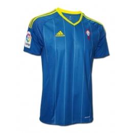 16-17 Celta Vigo Away Navy Soccer Jersey Shirt