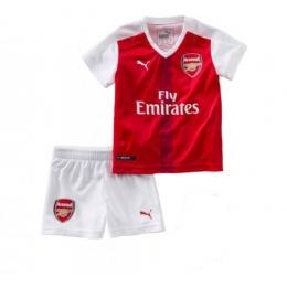 16-17 Arsenal Home Children's Jersey Kit(Shirt+Short)