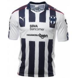16-17 Monterrey Home White Soccer Jersey Shirt(Player Version)