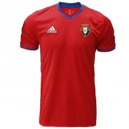 16-17 CA Osasuna Home Red Jersey Shirt