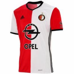 16-17 Feyenoord Home Soccer Jersey Shirt