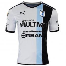 16-17 Queretaro Away White Soccer Jersey Shirt
