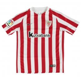 16-17 Athletic Bilbao Home Children's Jersey Kit(Shirt+Short)
